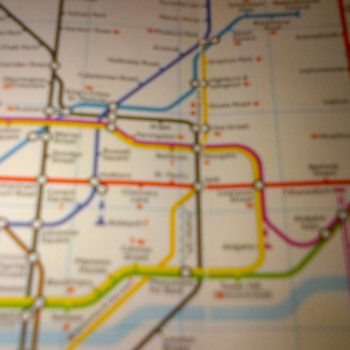 Permalink to:The Tube … and the Circle Line is no longer circular!